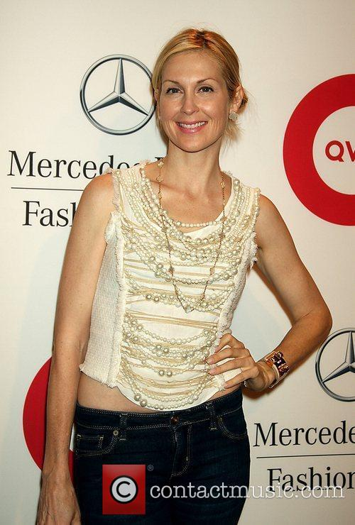 Kelly Rutherford and New York Fashion Week 1