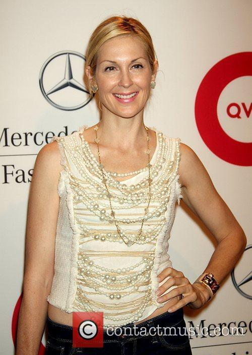 Kelly Rutherford and New York Fashion Week 4