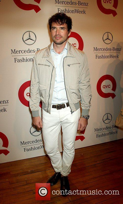Matthew Settle Mercedes-Benz New York Fashion Week Spring/Summer...
