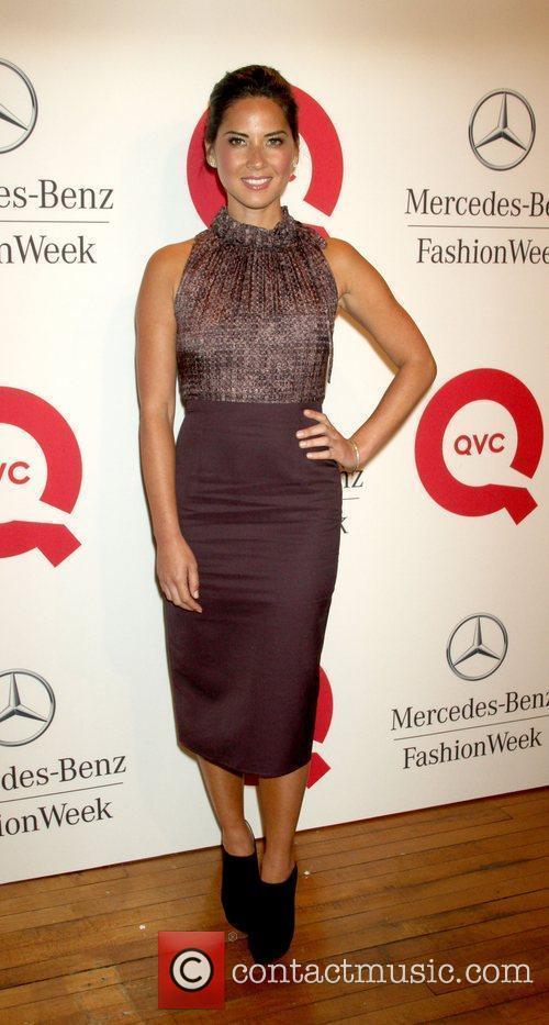 Olivia Munn and New York Fashion Week 2