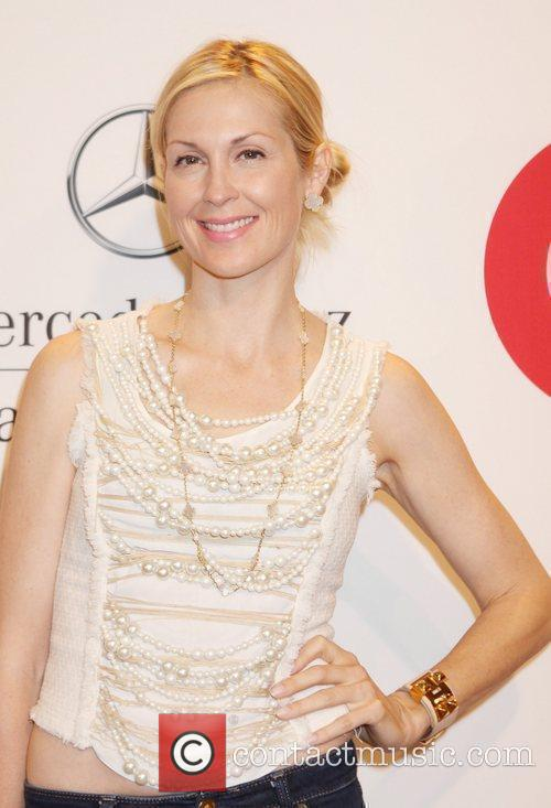 Kelly Rutherford and New York Fashion Week 9