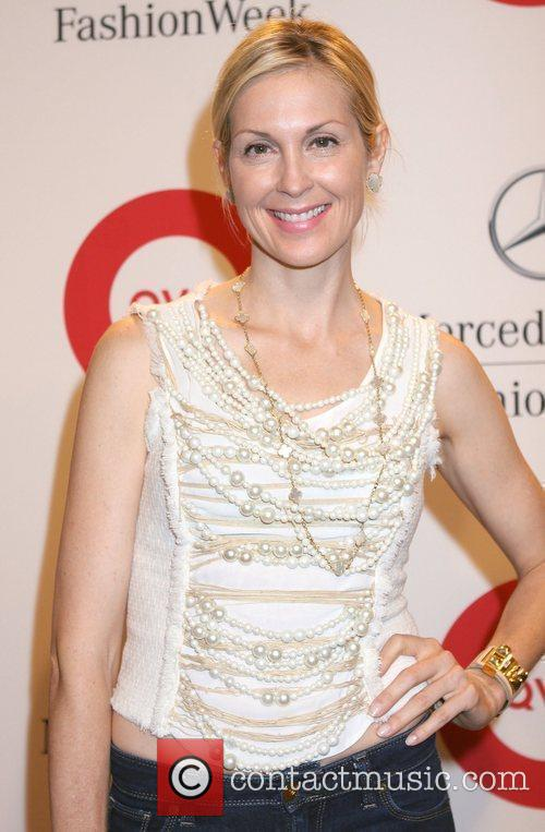 Kelly Rutherford and New York Fashion Week 8