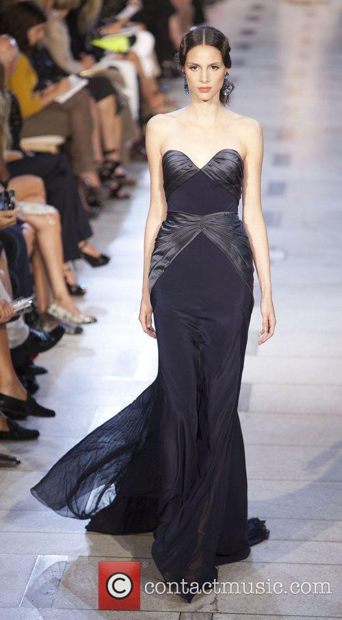 Mercedes-Benz Fashion Week Spring 2012 - Zac Posen...