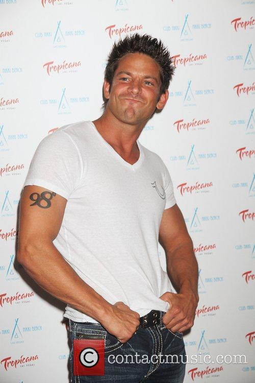 Jeff Timmons Nikki Beach holds a White Party...