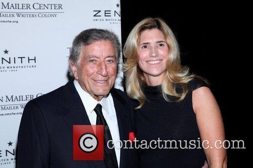 Tony Bennett and Susan Bennett  the 3rd...
