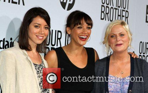 Aubrey Plaza, Amy Poehler and Rashida Jones 5