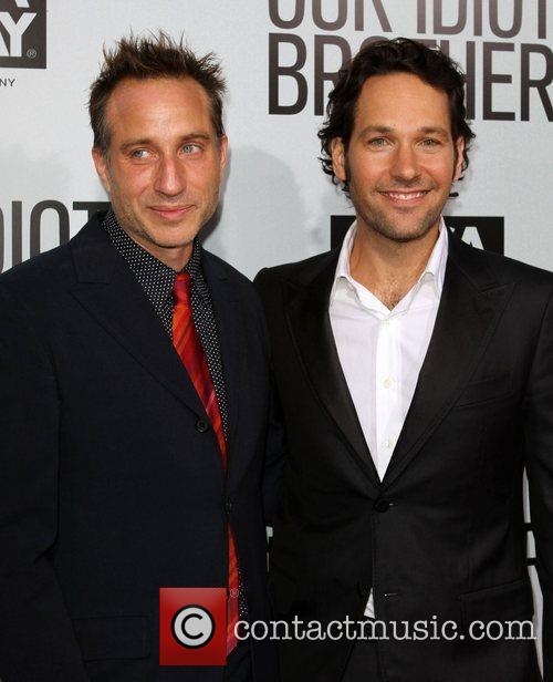 Jesse Peretz and Paul Rudd 4