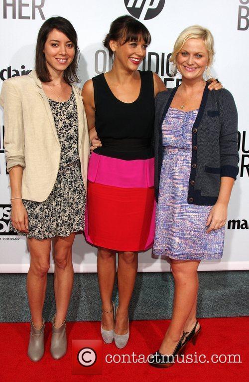 Aubrey Plaza, Amy Poehler and Rashida Jones 7