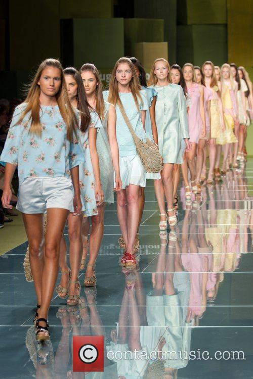 Portugal Fashion Week Spring Summer 2012 - Anabela...