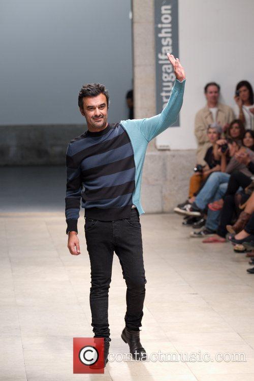 Portugal Fashion Week Spring Summer 2012 - Luis...