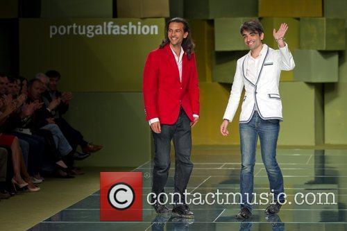 Story Tellers Portugal Fashion Week Spring Summer 2012...