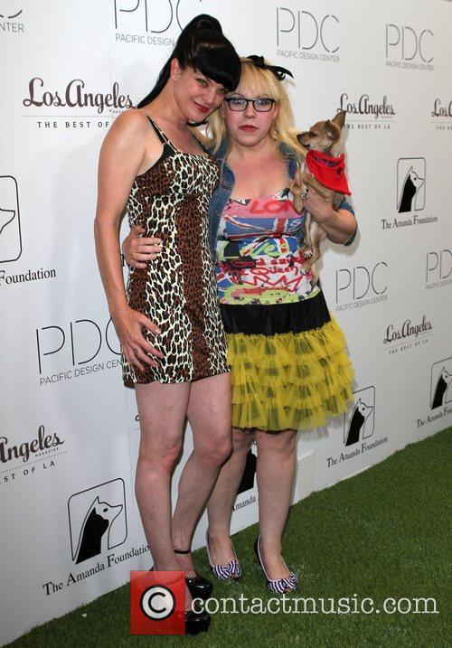Pauley Perrette and Kirsten Vangsness 6