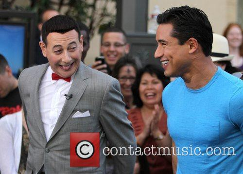 Pee Wee Herman and Paul Reubens 9