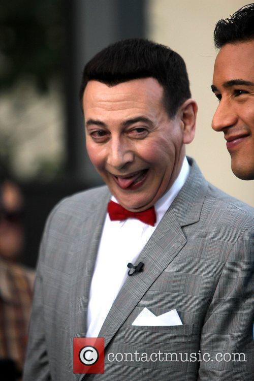 Pee Wee Herman and Paul Reubens 5