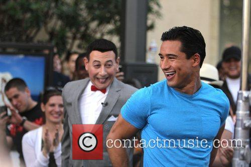 Pee Wee Herman and Paul Reubens 8