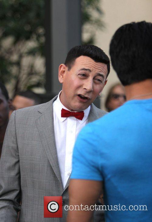 Pee Wee Herman and Paul Reubens 4
