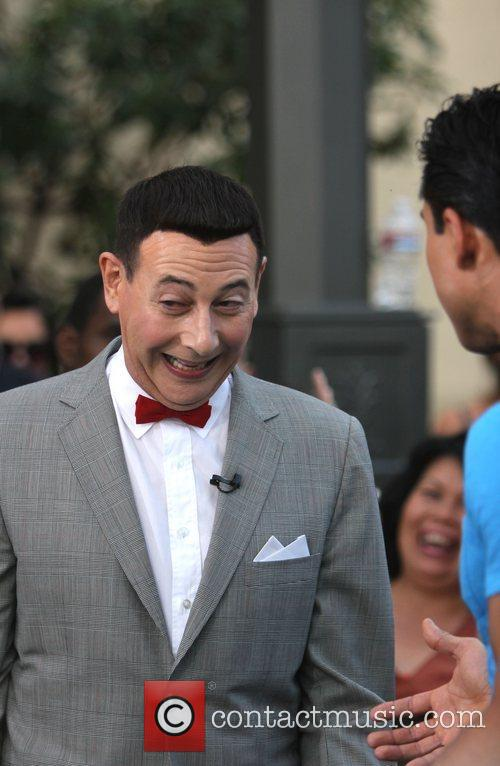 Pee Wee Herman and Paul Reubens 7
