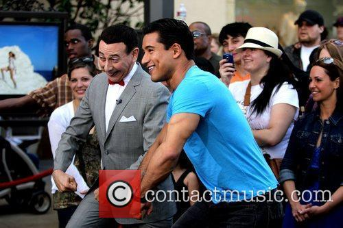 Pee Wee Herman and Paul Reubens 2