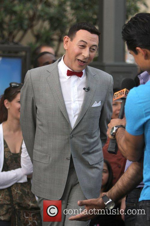 Pee Wee Herman and Paul Reubens 3