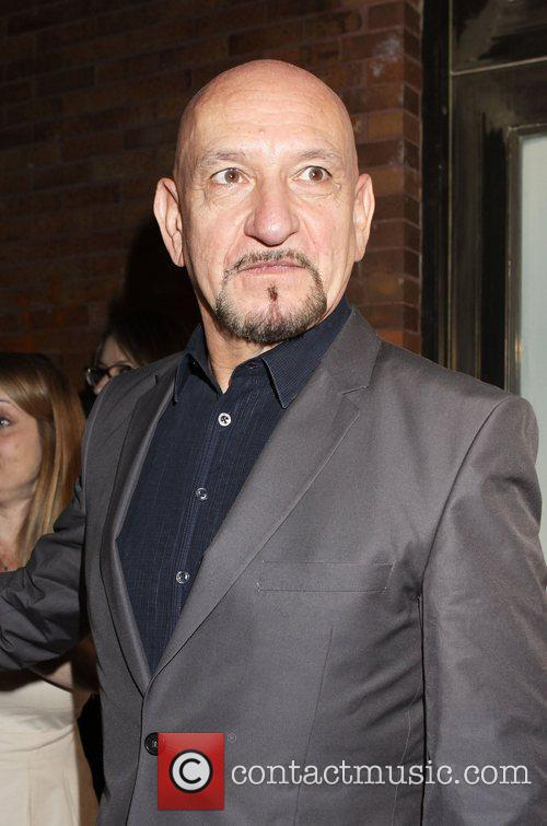 Sir Ben Kingsley  attend Persol Magnificent Obsessions:...