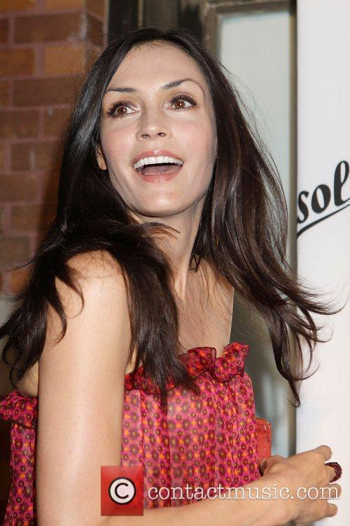 Famke Janssen  attend Persol Magnificent Obsessions: 30...