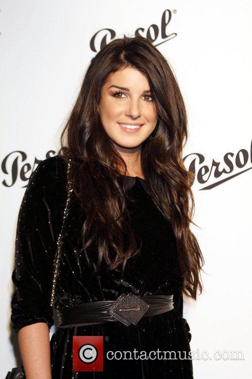 Shenae Grimes  attend Persol Magnificent Obsessions: 30...