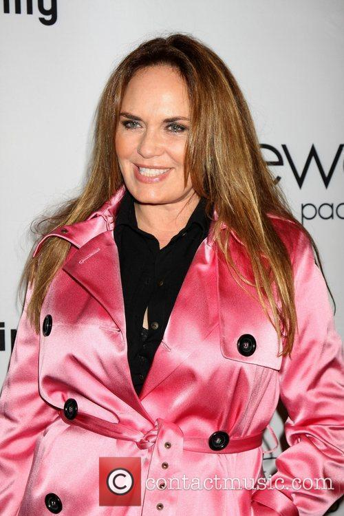 Catherine Bach  Elyse Walker Presents Pink Party...