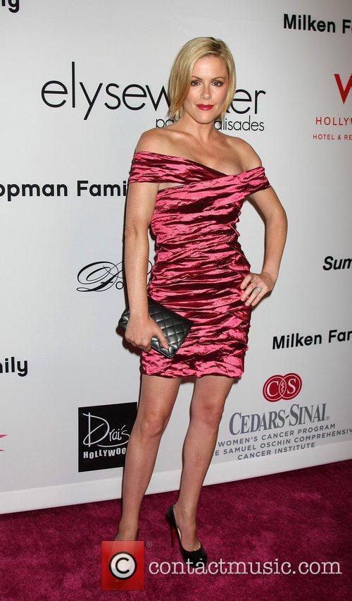 Kathleen Robertson  Elyse Walker Presents Pink Party...