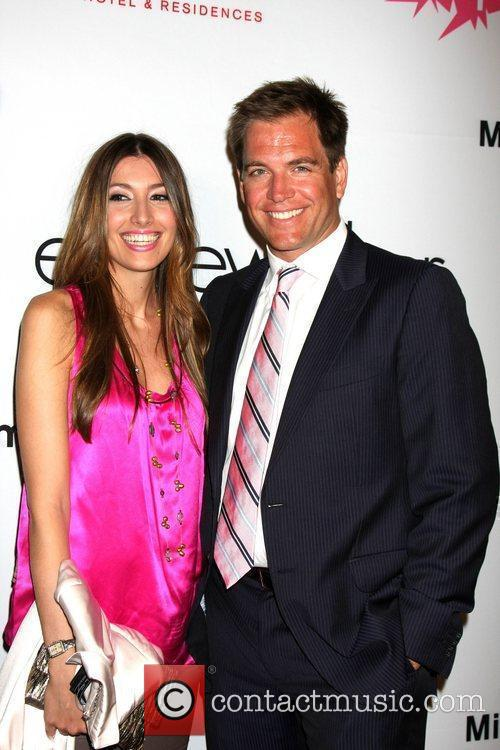 Michael Weatherly  Elyse Walker Presents Pink Party...