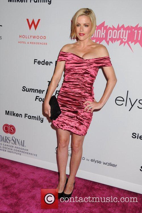 Kathleen Robertson Elyse Walker Presents Pink Party '11...