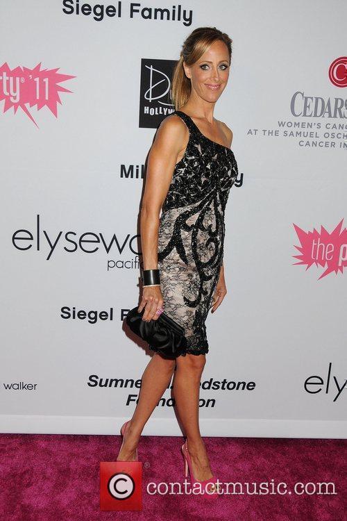 Kim Raver Elyse Walker Presents Pink Party '11...