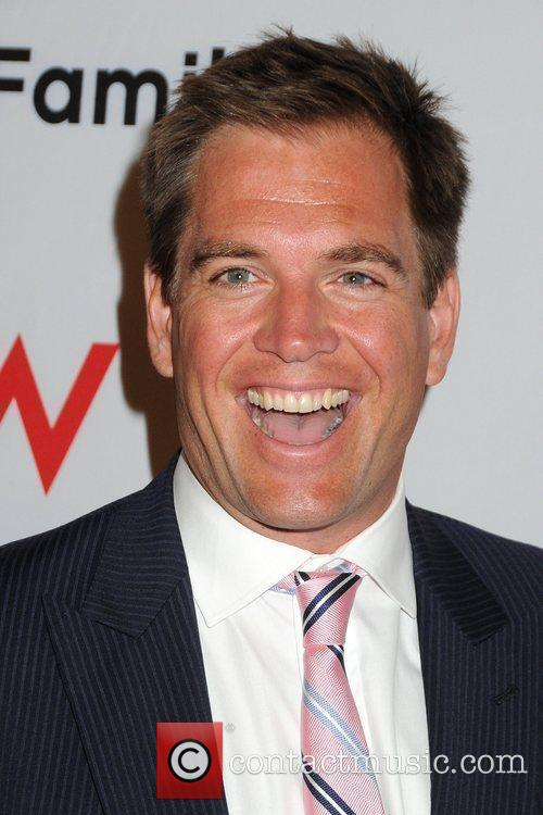 Michael Weatherly Elyse Walker Presents Pink Party '11...