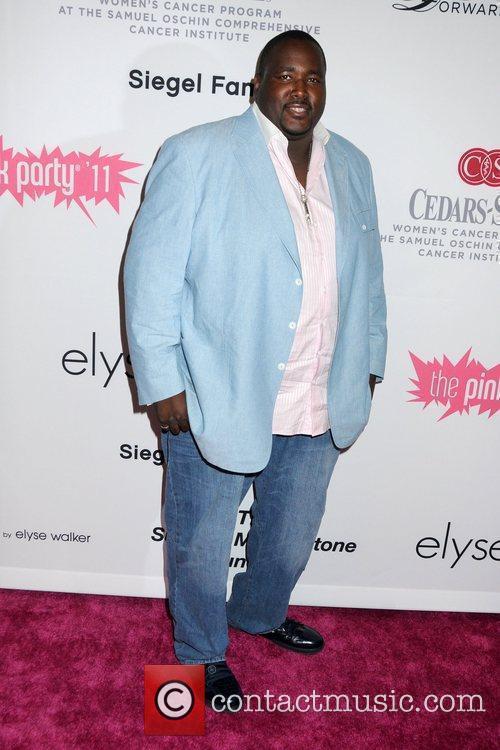 Quinton Aaron  Elyse Walker Presents Pink Party...