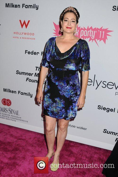 Sean Young Elyse Walker Presents Pink Party '11...