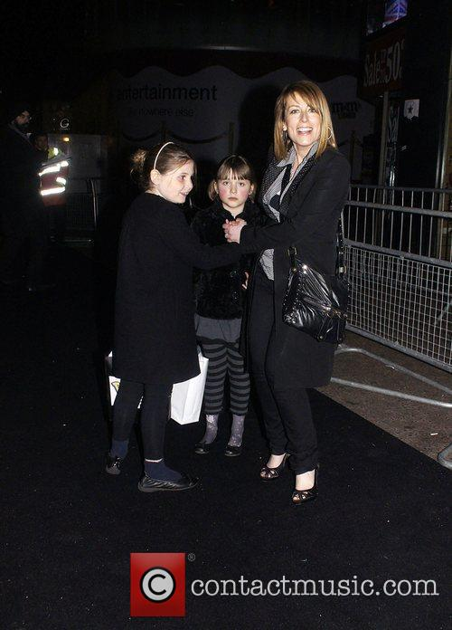 Fay Ripley Pokemon Black and White Launch Party...