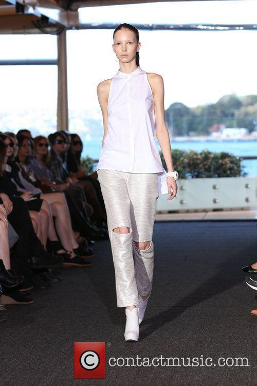 Day 3 of the Rosemount Australian Fashion Week...