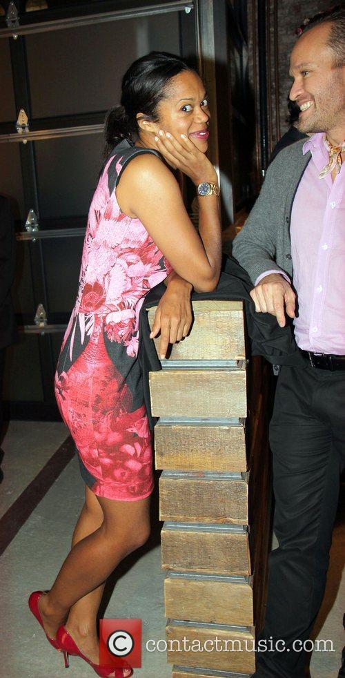 Bonnie Morrison RXART hold their annual RxArt Party...