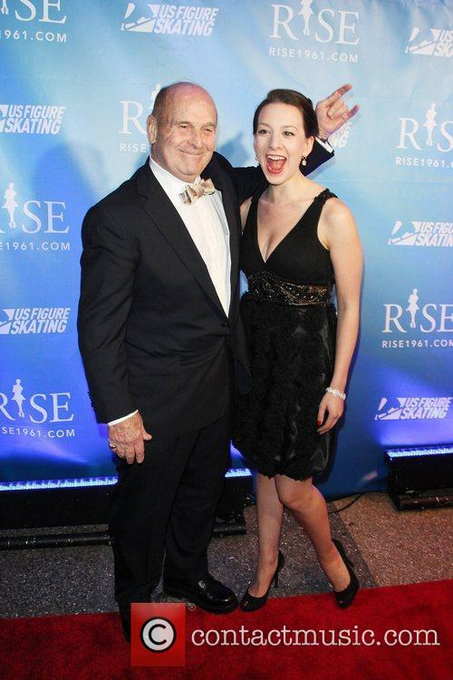 The New York premiere of RISE