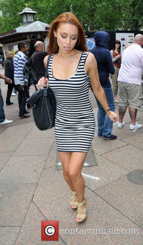 Una Healy from the Saturdays   Leaving...