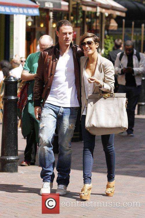 Frankie Sandford, The Saturdays and Wayne Bridge 9