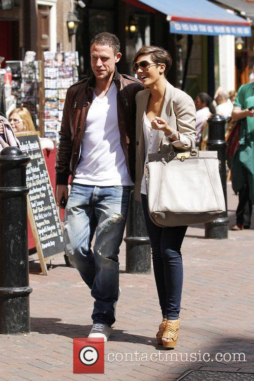 Frankie Sandford, The Saturdays and Wayne Bridge 6