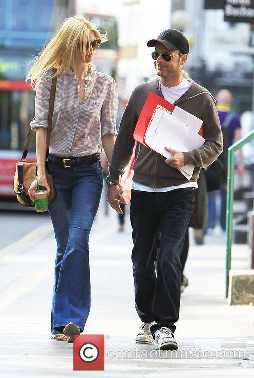 Matthew Vaughn and Claudia Schiffer 14