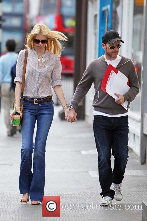 Matthew Vaughn and Claudia Schiffer 8