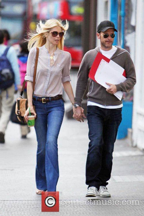 Matthew Vaughn and Claudia Schiffer 5