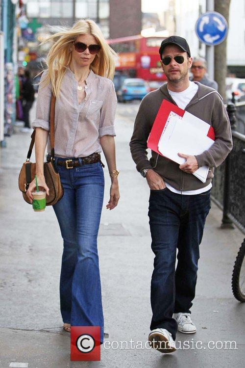 Matthew Vaughn and Claudia Schiffer 6