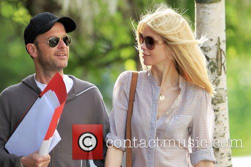 Matthew Vaughn and Claudia Schiffer 4