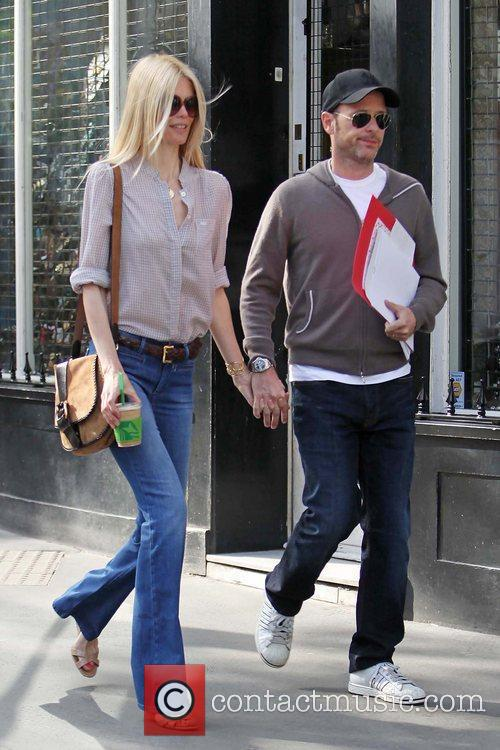 Matthew Vaughn and Claudia Schiffer 13