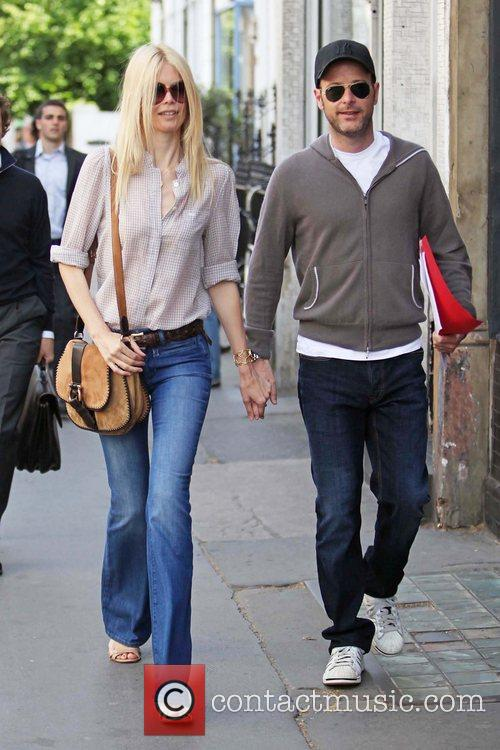 Matthew Vaughn and Claudia Schiffer 11