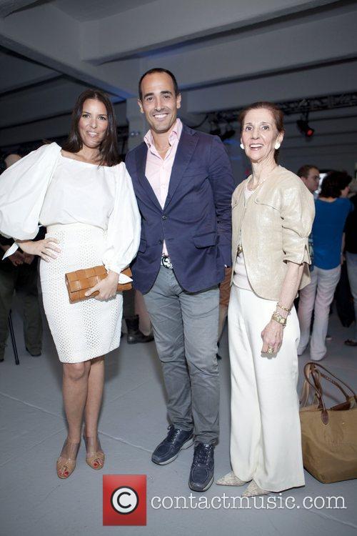 Ann Caruso, David Rocco, Nancy Ross  The...