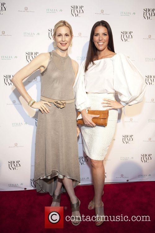 Kelly Rutherford and Ann Caruso  The Italian...